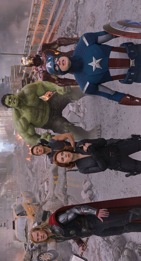 The Avengers Lockscreen