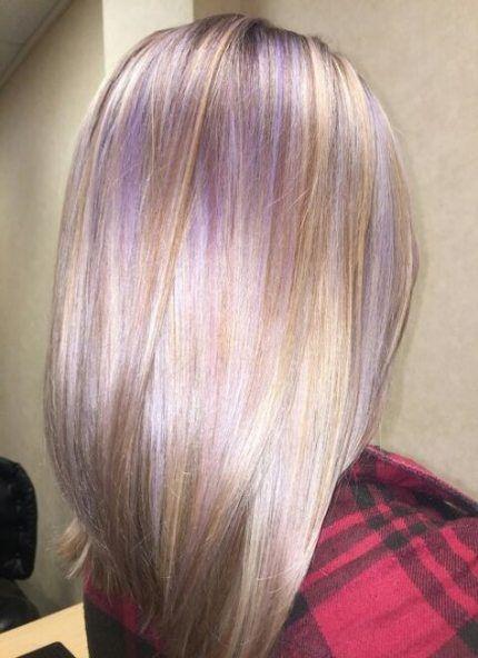 Hair Blonde Pastel Lilacs 67 Super Ideas Purple Blonde Hair Hair Color Pastel Blonde Hair Color