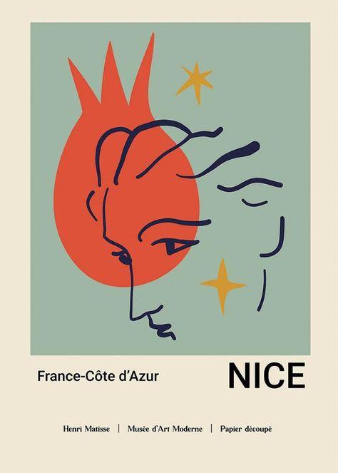 Artist Inspiration, Art Exhibition Posters, Matisse Art, Museum Poster, Art Collage Wall, Art, Collage Art, Prints, Aesthetic Art