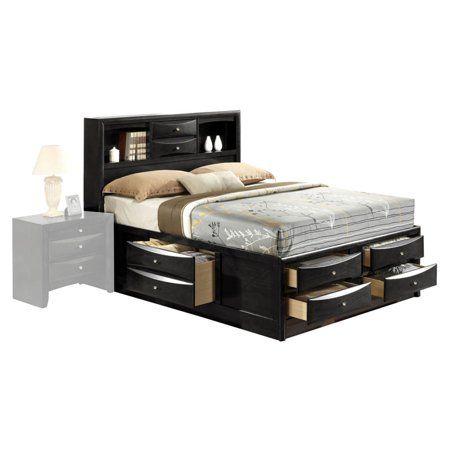 Home Storage Bed Queen Bed Storage Bed Furniture