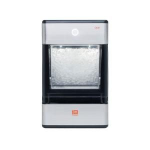 Firstbuild Opal 24 Lb Freestanding Nugget Ice Maker In Stainless Steel Opal01 The Home Depot Nugget Ice Maker Ice Maker Ice Storage