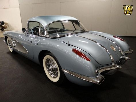 1958 Chevrolet Corvette (CC-1171047) for sale in Memphis, Indiana