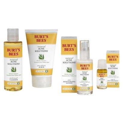Burt's Bees Natural Acne Solutions