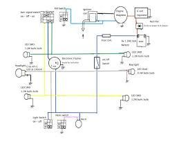 Kinetic Honda Wiring Diagram With Images Diagram Wire Honda