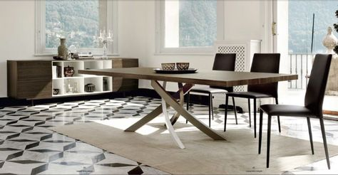 Sambuco   Melograno | Contemporary Collections Le Fablier | Rectangular  Extendable Table | Measures In Cm (LxDxH) 160/220x90x77 | Structure In Ash U2026