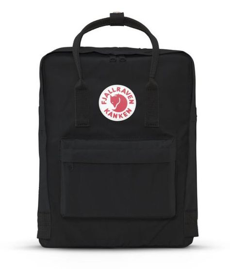Fjallraven Kanken Backpack in Black. This Scandinavian company has produced classic go-to bags since it debuted in Perfect for school, day trips, or biking to work; the Kånken makes a lifelong c