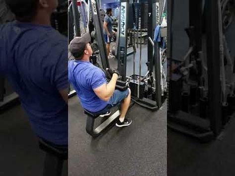 Dustin H Youtube Bodybuilding Treadmill