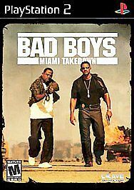 Bad Boys: Miami Takedown (Sony PlayStation 2, 2004) #Playstation2