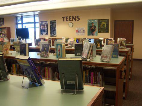 Koelbel Library Teen area