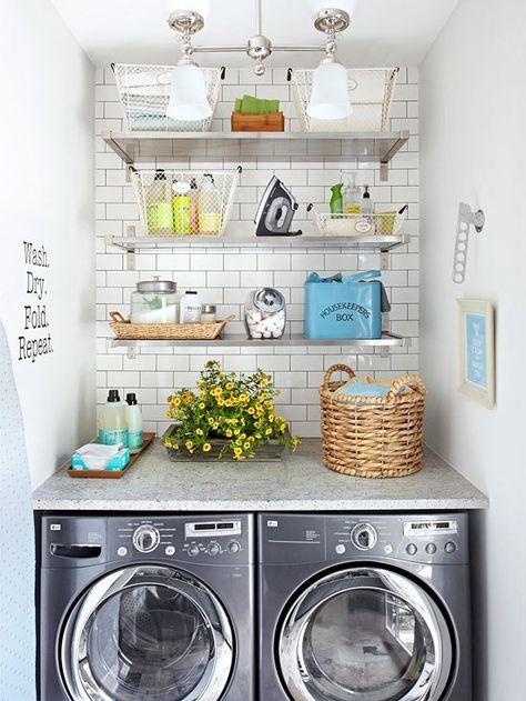 bathroom closet organizing ideas | Get Inspired: 11 Ways to Spring into Organizing! - The Inspired Room