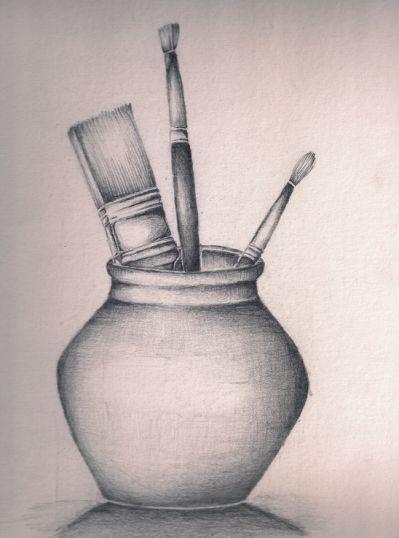 Easy Still Life Drawing Ideas Still Life Pencil Shading Still Life Drawing Life Drawing