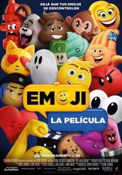 The Emoji Movie Emoji Movie Emoji Animated Movie Posters