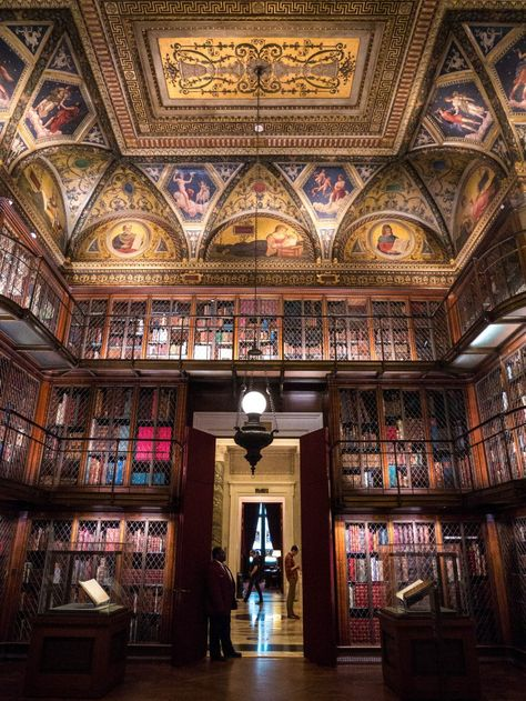 The Morgan Library: A Book Lover's Paradise in New York City | Life Well Wandered