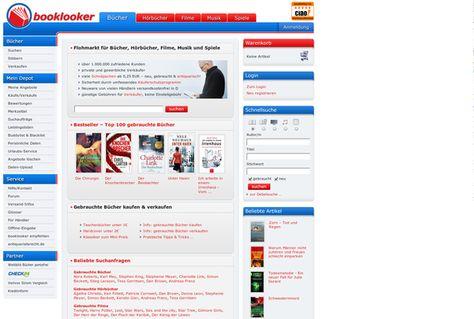 Flohmarkt für Bücher, Hörbücher, Filme, Musik und Spiele