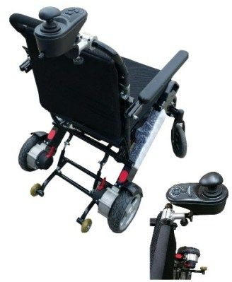 Used Air Hawk Power Folding Wheelchairs With Images Electric