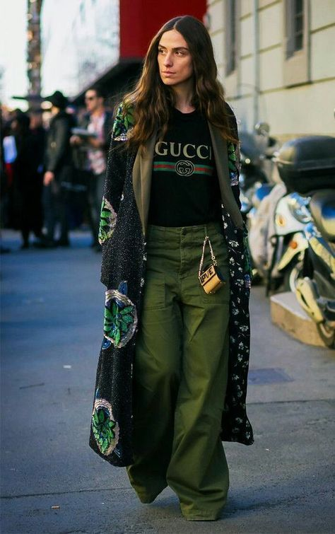 7 Ways To Wear Cargo Pants (Yes, Cargo Pants)+#refinery29