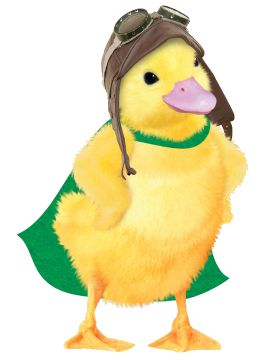 Ming Ming Duckling This Is Serious Wonder Pets Pets Animal Tv