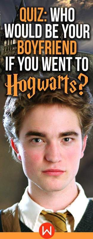 Harry Potter Quiz Who Would Be Your Boyfriend If You Went To Hogwarts Harry Potter House Quiz Harry Potter Buzzfeed Harry Potter Ron