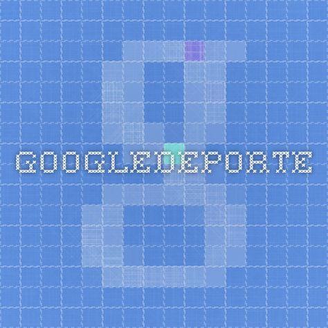 GoogleDEPORTE
