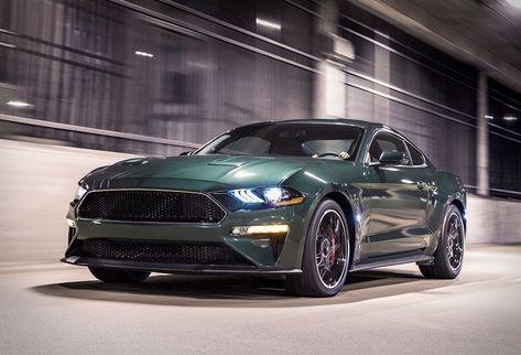 2019 Ford Mustang Bullitt | Image