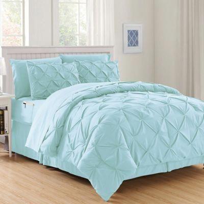 Second Hand Bed Sheets For Sale Bedsetsforsalenearme Code 6216145444 Aquabedding Luxury Comforter Sets Comforter Sets Pintuck Comforter
