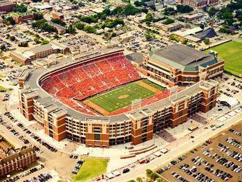 Bedlam Oklahoma Oklahoma State University Football Stadiums Oklahoma State