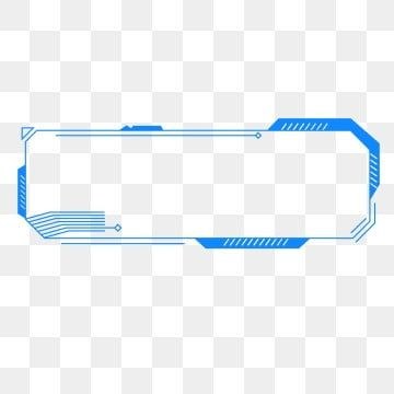 Scientific Shading Technology Border Blue Border Frame Shading Technological Poster Background Design Graphic Design Background Templates Technology Wallpaper