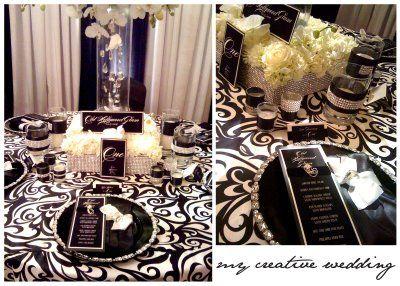 old hollywood glam wedding ideas - Google Search | Wedding Ideas ...