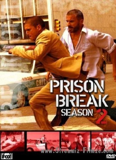 regarder Prison break saison 2 sur  http://serievf.net/prison-break-saison-2