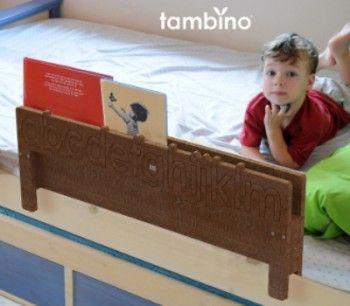 Sponde Letto Per Bambini.Sponda Lettino Con Mensola Scaffale Piccolo Letti Per Bambini