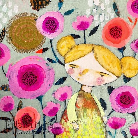 400+ Best Naive and Folk Art & Illustrations images in 2020