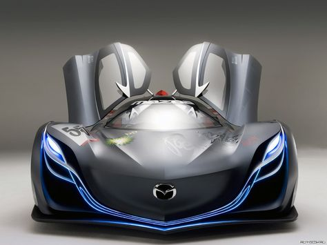 16 Best Mazda Concept Cars Images On Pinterest   Amazing Cars, Cars And  Mazda