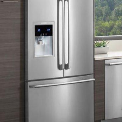 Electrolux vs GE Profile Counter Depth Refrigerators (Reviews ...