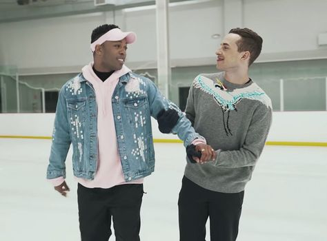 Adam Rippon on Just How Famous You Have to Be to Make a Living as a Figure Skater