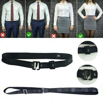 Adjustable Near Shirt Stay Waist Best It Belt Shirt Holder Belt for Women Men