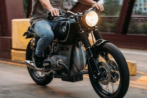 A 21st century update for the classic BMW R90/6