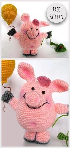 56+ Ideas crochet doll nose free pattern | 495x236