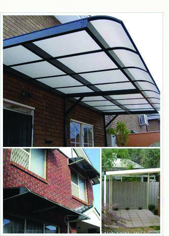 Ways To Decorate A deck canvas canopy made easy