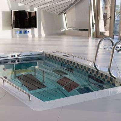 Aquatic Therapy Ask 2 Questions Before Planning Your Space Aquatic Therapy Hydrotherapy Pool Therapy Pools