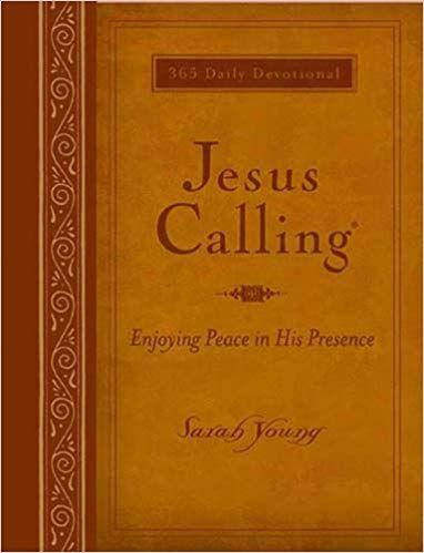 PDF DOWNLOAD] Jesus Calling: Enjoying Peace in His Presence