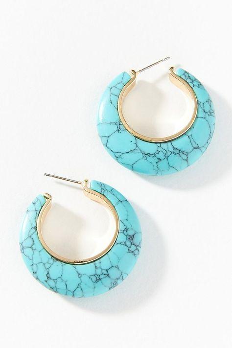 Philippa Hoop Earrings