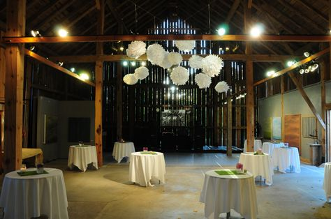 REAL DOOR COUNTY WEDDING. Rustic Barn Cocktail Reception. Photography by Art of Exposure. Wedding Location: Woodwalk Gallery.