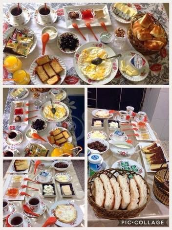 تحضير صمون للفطور بالصور من Gulgul Ali Gulan Recipe Food Waffles Breakfast