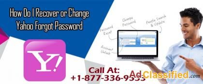 How Do I Recover Or Change Yahoo Forgot Password Passwords Forgot Password Yahoo