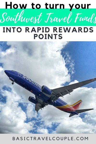 How To Get More Southwest Points In 2020 Travel Fund Southwest Travel Rapid Rewards