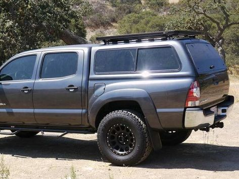 Are Overland Topper Ford F150 Raptor With Rails This Kit Creates A Full Size Rack On Truck Canopies Camper Shell Classic Car Insurance Overlanding Truck Canopy