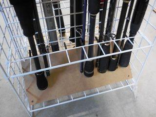 Diy ロッドスタンドを100均で作ってみた マイホームガレージ Diyライフ 100均 パーティクルボード 壁面棚