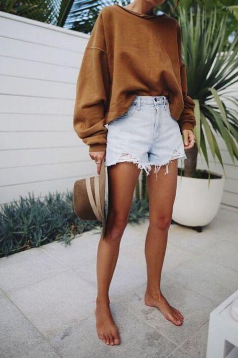 Comment transformer un jean en short ?