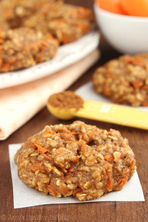 Pour se caler dès le réveil, on mise sur ces cookies carrot cake à base de flocons d'avoine, une alternative parfaite au bol de céréales.Comment on fait ...