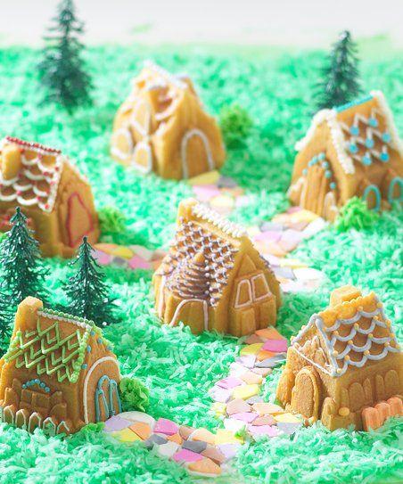 Nordic Ware Cozy Village Cake Pan